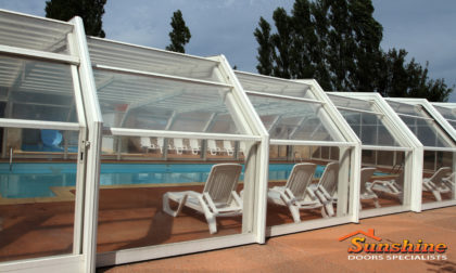 Safety Benefits of a Pool Enclosure